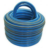Gartenschlauch blau 2