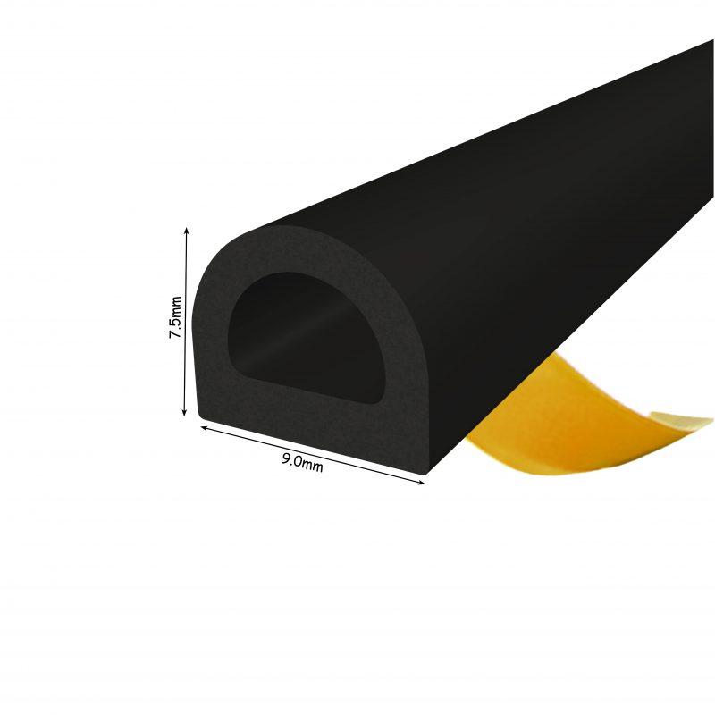 D 9Mm X 7.5Mm Czarny Min Scaled